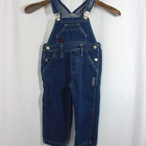 FUBU overalls 2T